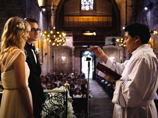 La boda de Óscar y María en Barcelona, Barcelona 20