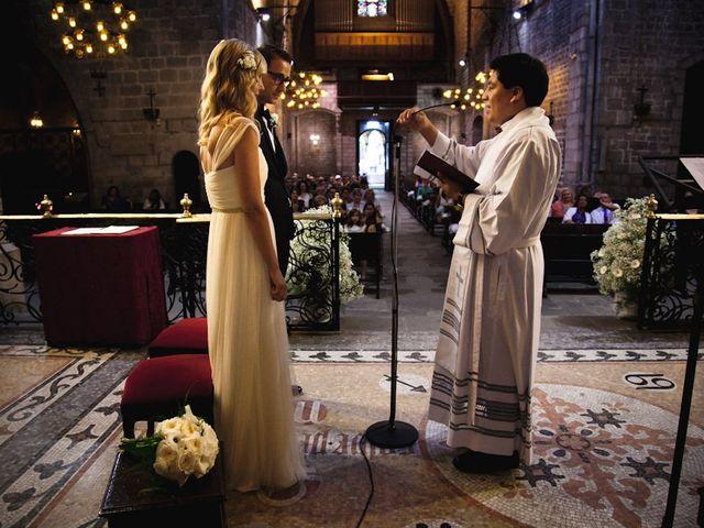 La boda de Óscar y María en Barcelona, Barcelona 21