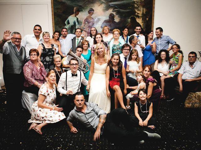 La boda de Óscar y María en Barcelona, Barcelona 63