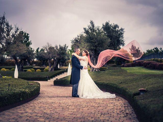 La boda de Raquel y J. Luis