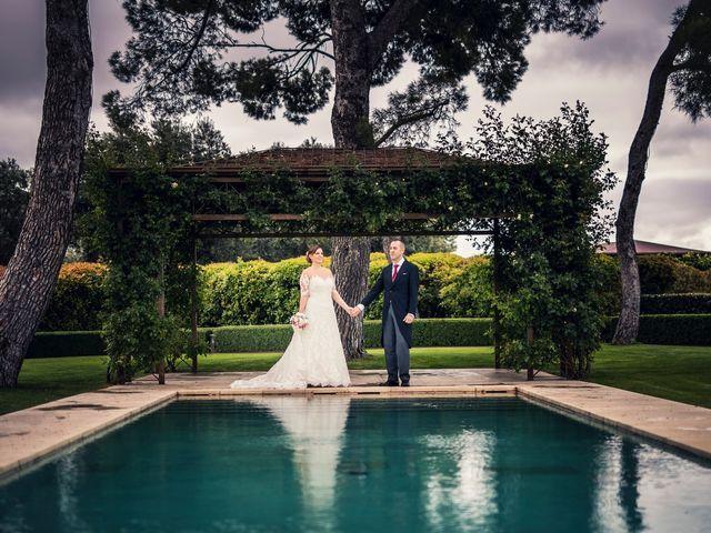 La boda de J. Luis y Raquel en Aranjuez, Madrid 2