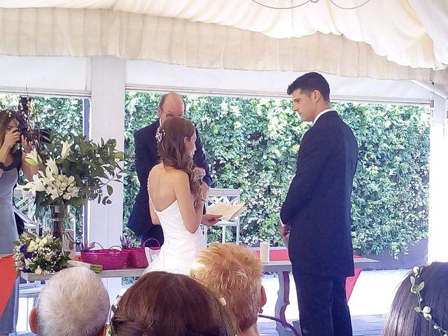La boda de Lucía y Pablo en Madrid, Madrid 4