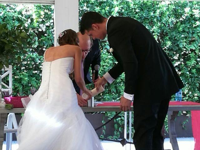 La boda de Lucía y Pablo en Madrid, Madrid 5