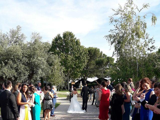 La boda de Lucía y Pablo en Madrid, Madrid 9