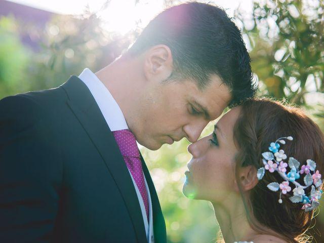 La boda de Lucía y Pablo en Madrid, Madrid 12
