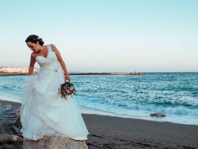La boda de Manolo y Andrea en Marbella, Málaga 2
