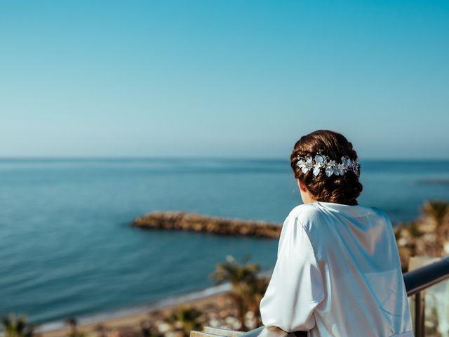 La boda de Manolo y Andrea en Marbella, Málaga 5