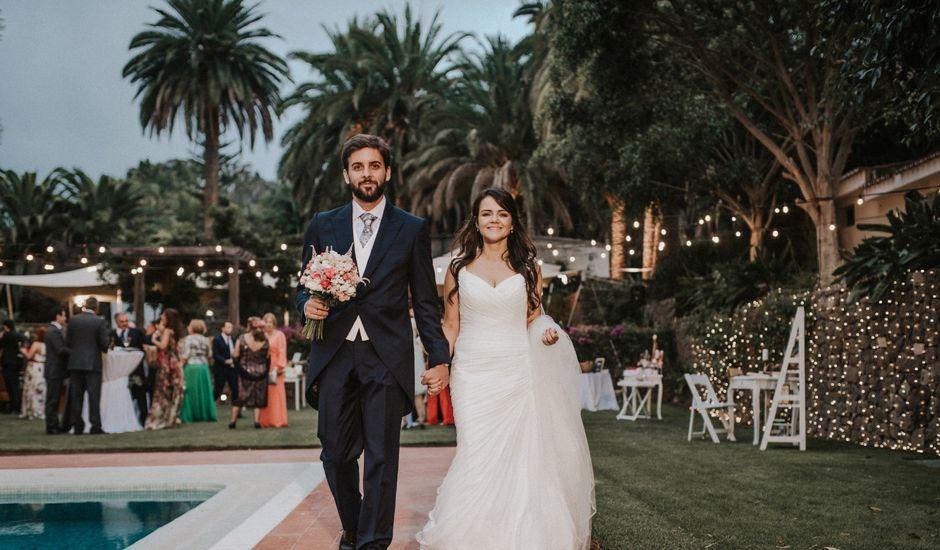 La boda de Miguel y Jessica en Las Palmas De Gran Canaria, Las Palmas