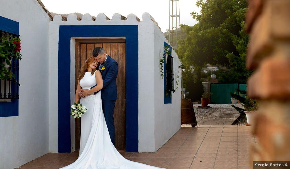 La boda de Javier y Miriam en Mijas, Málaga
