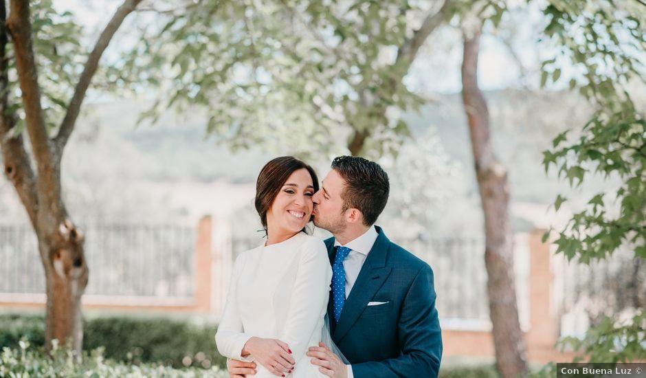 La boda de Felipe y Rocío en Ciudad Real, Ciudad Real