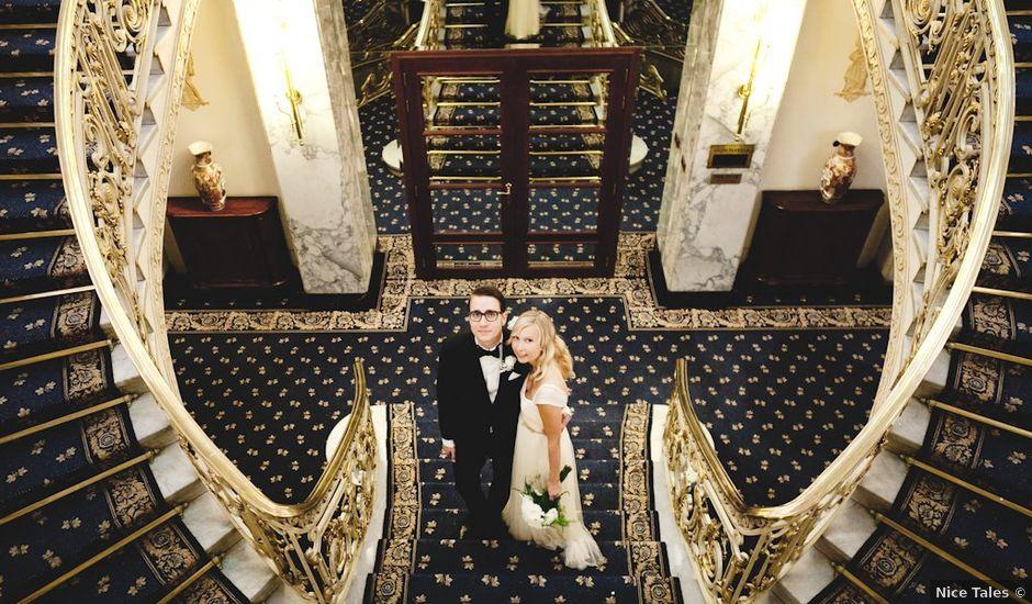 La boda de Óscar y María en Barcelona, Barcelona