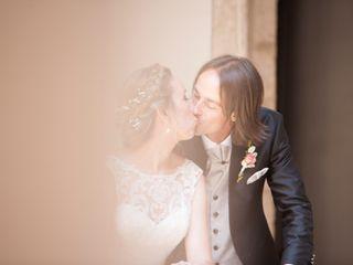 La boda de Miryam y José Antonio