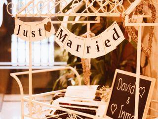 La boda de Inma y David 1