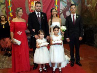 La boda de Sigrid y Borja