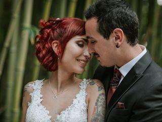 La boda de Arianne y Eric