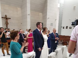 La boda de Ioana y Jose 1