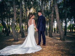 La boda de Laura y Jose Manuel 1