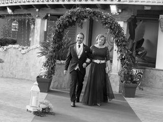 La boda de Cristina y Fernando 1