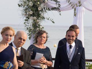 La boda de Cristina y Fernando 2