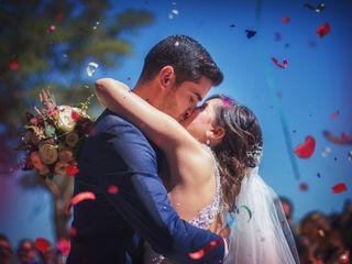 La boda de Mari Paz y Alberto