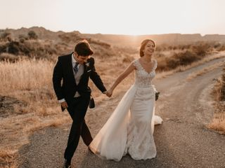 La boda de Juan y Elena
