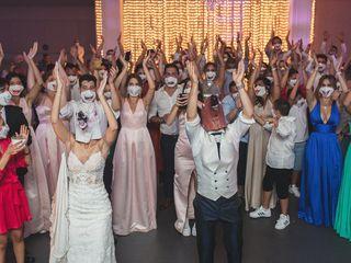 La boda de Barbara y Tiago