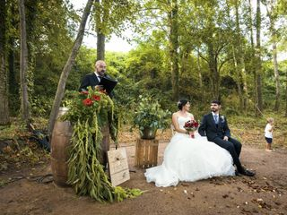 La boda de Astrid y Xavier 2