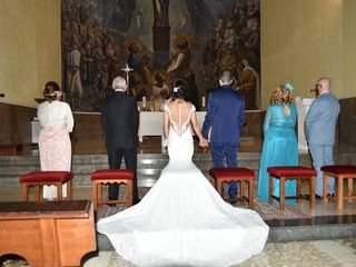La boda de Lorena y Rubén 1