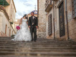 La boda de Rosa y Agustin