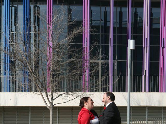 La boda de Roberto y Cristina en Zaragoza, Zaragoza 27