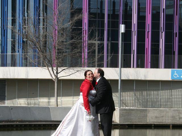 La boda de Roberto y Cristina en Zaragoza, Zaragoza 28