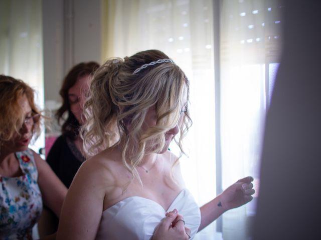 La boda de Dani y Miriam en Castellnou De Bages, Barcelona 4