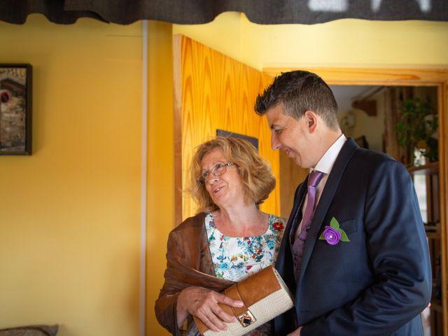 La boda de Dani y Miriam en Castellnou De Bages, Barcelona 15