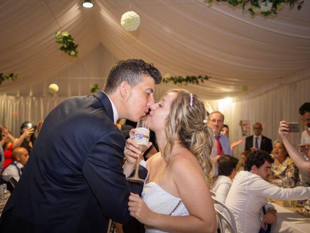 La boda de Dani y Miriam en Castellnou De Bages, Barcelona 25