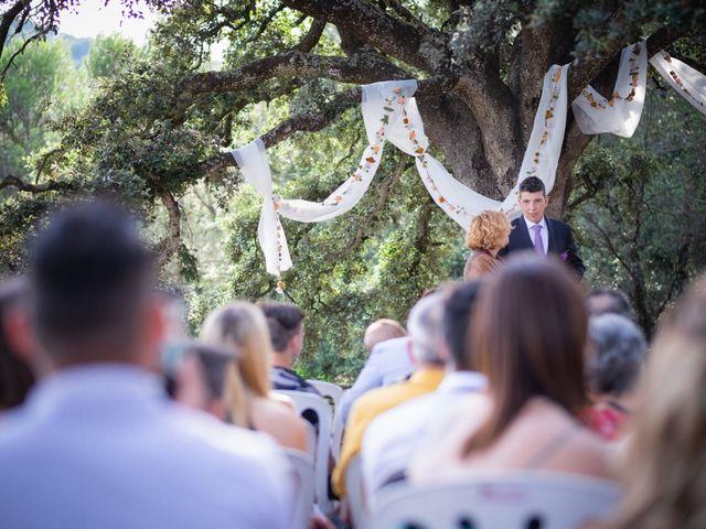 La boda de Dani y Miriam en Castellnou De Bages, Barcelona 16