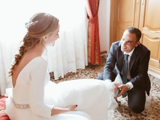 La boda de David y Inma en Illescas, Toledo 11
