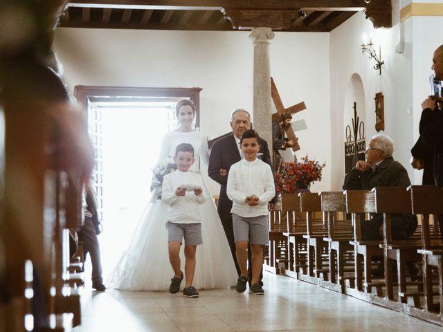La boda de David y Inma en Illescas, Toledo 19