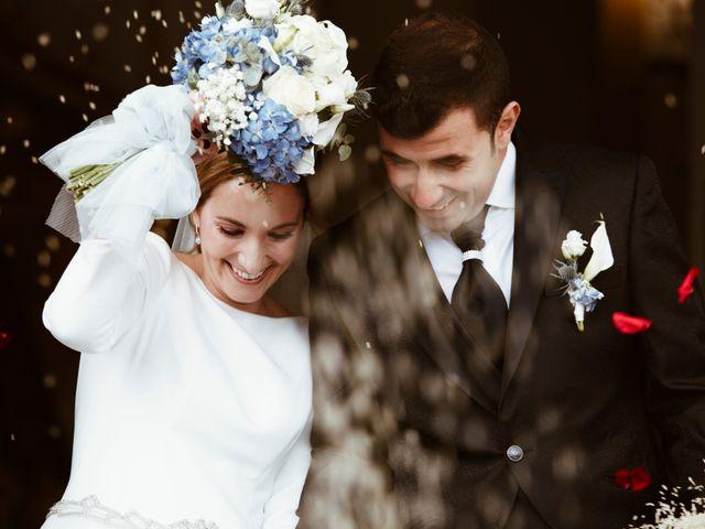 La boda de David y Inma en Illescas, Toledo 23