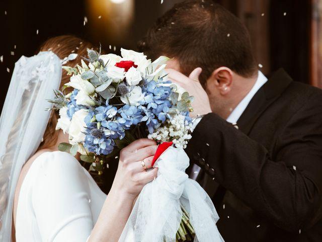 La boda de David y Inma en Illescas, Toledo 24