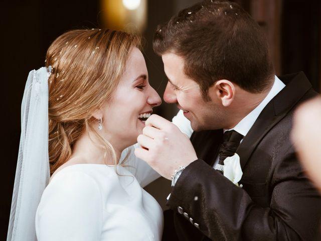 La boda de David y Inma en Illescas, Toledo 25