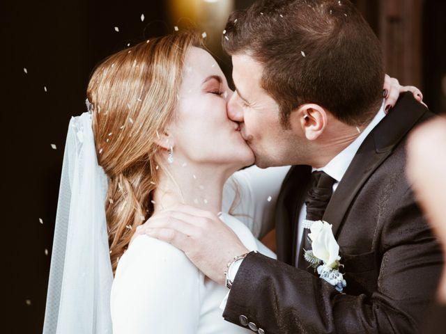 La boda de David y Inma en Illescas, Toledo 26