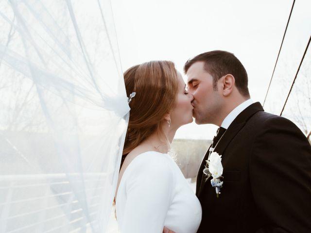 La boda de David y Inma en Illescas, Toledo 27