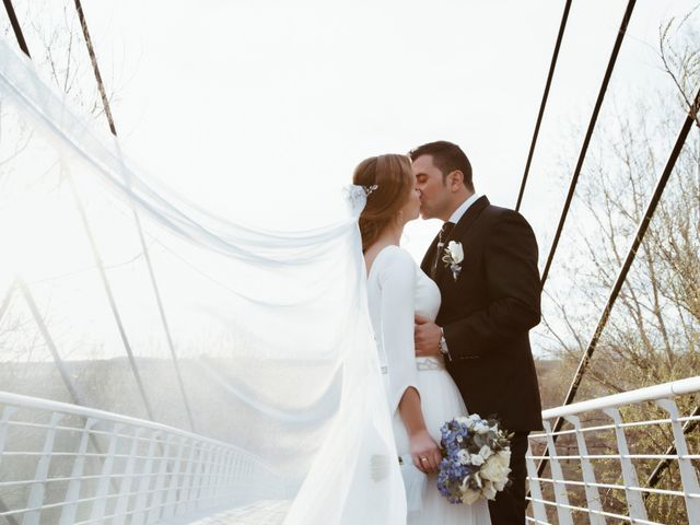 La boda de David y Inma en Illescas, Toledo 28