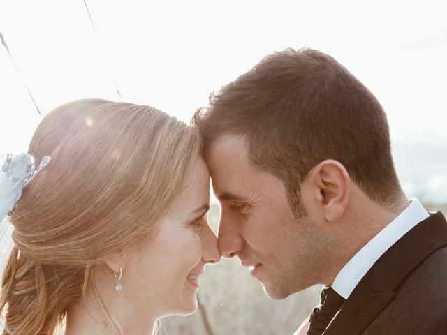 La boda de David y Inma en Illescas, Toledo 2