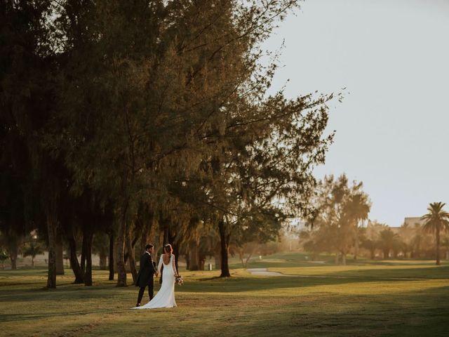 La boda de Alejandro y Lorena en Las Palmas De Gran Canaria, Las Palmas 1
