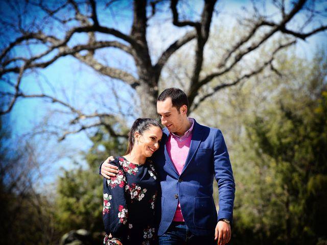 La boda de Nacho y Laura en Navalmoral De La Mata, Cáceres 9