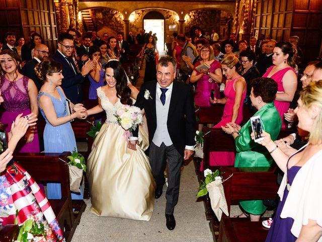La boda de Nacho y Laura en Navalmoral De La Mata, Cáceres 29