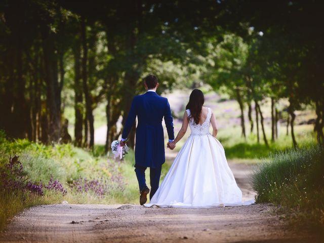 La boda de Nacho y Laura en Navalmoral De La Mata, Cáceres 41