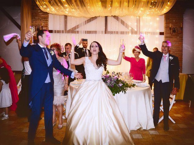 La boda de Nacho y Laura en Navalmoral De La Mata, Cáceres 55