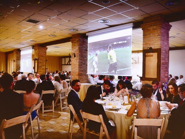 La boda de Nacho y Laura en Navalmoral De La Mata, Cáceres 57